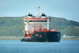 New Tanker for Monjasa's English Channel Bunker Operations
