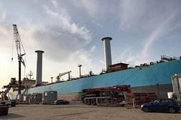 Maersk Tankers: Wind Propulsion Technology Could Take Us to a New Playing Field