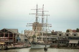Port of Galveston Mulls Shore Power Investment