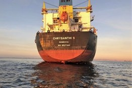 Spill During Algoa Bay Bunkering Ops