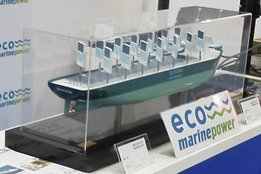 Industry Insight: EMP Makes First Public Display of Sustainable Shipping Technologies & Concepts