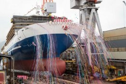 Scrubber-Fitted Ferry Launches in Japan