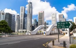 Singapore: Monthly Bunker Sales Fall