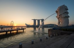 Singapore's Pavilion Gas to Supply LNG Bunkers to PSA Marine