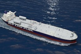 """Sovcomflot: LNG Is """"A Promising Fuel"""" for Large-Capacity Vessels"""