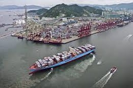 Hong Kong Bunkering Halted Due to Strong Winds