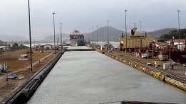 Planned Maintenance on Panama Canal in Early September
