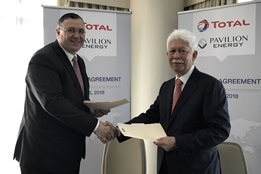 Total and Pavilion Energy Move Forward on Singapore LNG Bunkering