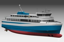 Iceland to get First Electric Ferry