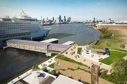 London Cruise Ship Terminal Escapes Latest Community Efforts on Shore Power