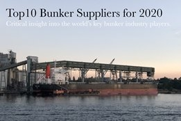 New Report Provides Insight into the World's Top 10 Bunker Suppliers for 2020