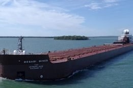 Interlake Becomes First U.S. Great Lakes Shipowner to Join Green Marine