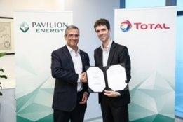 Pavilion Energy, Total Finalize Singapore LNG Bunkering Partnership