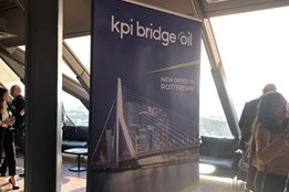 New Office in Rotterdam for KPI Bridge Oil