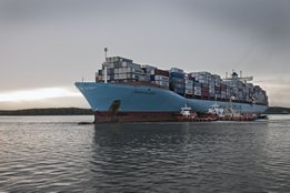 This is Why Maersk Will Not be Using Scrubbers When the 0.50% Global Sulfur Cap on Bunkers Comes Into Force in 2020