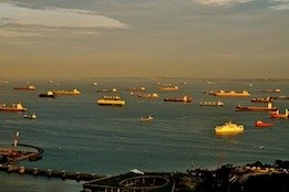 IMO 2020: Shell Offering Trials of 0.50% Sulfur Bunkers in Rotterdam, Singapore and New Orleans