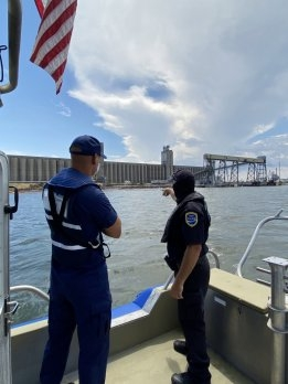 Corpus Christi Ship Channel Reopens After Pipeline Explosion