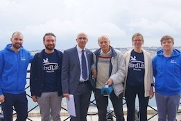 BirdLife Malta Pushes for Mediterranean Sulfur ECA with New Ship Air Pollution Campaign
