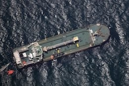 Hijacked Bunker Tanker Released by Pirates off Somalia