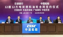 China Shipbuilding to Build 12 LNG-Fuelled Oil Tankers for Shell