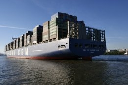 CMA CGM Sees 7.9% Drop in Q1 Bunker Bill as Carried Volumes Rise