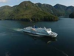 BC Ferries Passes on 1.5% Fuel Rebate to Customers as Bunker Prices Slump