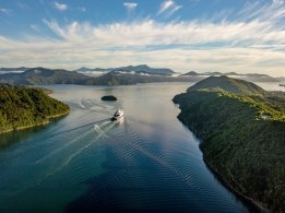 Norway to Use Drones to Monitor Shipping Exhaust Sulfur Content
