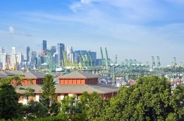 Singapore: More Detail on Port Fees' Rise