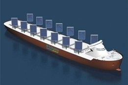 Rigid Sail Power Discussed in New Research Paper