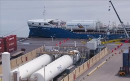 First LNG Bunkering of a Foreign Vessel in the US