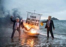 Ocean Rebellion Sees Message Opportunity in G7 Summit