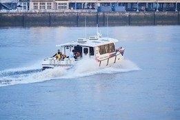 CMB Group Christens Hydrogen-Powered Passenger Vessel