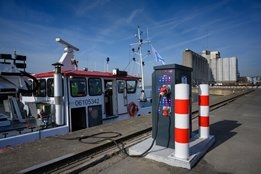 Ghent Gets New Shore Power Connections