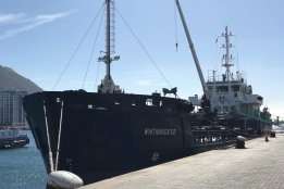 WFS Adds 2 Barges in Gibraltar