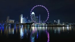 Singapore Residue Stocks Jump to Three-Year High