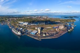 Sweden: Gas Bunkering Planned for Oxelosund