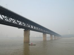 China: Battery Power Project for River Shipping