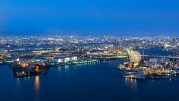 Successful LNG Bunkering in Osaka Bay, Japan