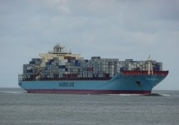 Maersk's Q1 Bunker Purchases Rose by 8.3% on the Year