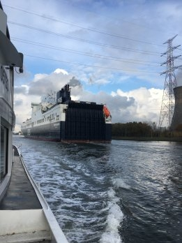 """DFDS: """"Sizeable Investment"""" in Scrubbers, Price Worth Paying"""