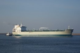 Vroon Tanker Receives Scrubber Retrofit