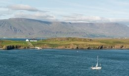 Iceland Decides on 0.1% Sulfur cap for Territorial Waters