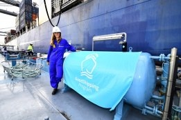 Biofuel Holds up Well in Sea Trials