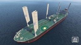 Shipping Wind Power Start-Up Raises €10.5 Million in Funding