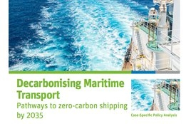 Shipping Industry Could Almost Completely Decarbonise By 2035: IGO Report