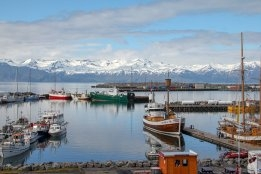 Iceland: Fishing Boat in Oil Spill Threat