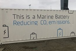 Maersk Adds Battery Power to List of Trial Tech