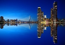 Rotterdam Bunker Sales Advanced in Third Quarter While LNG Declined