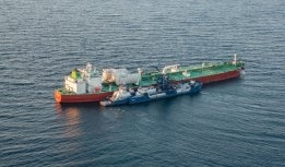 AET Takes on LNG Bunkers in US for First Time