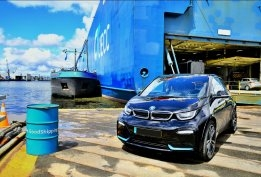 BMW Group Joins UECC in Testing Biofuel Bunkers